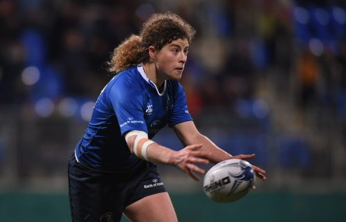 Our 12 Leinster Girls in Green: Jenny Murphy