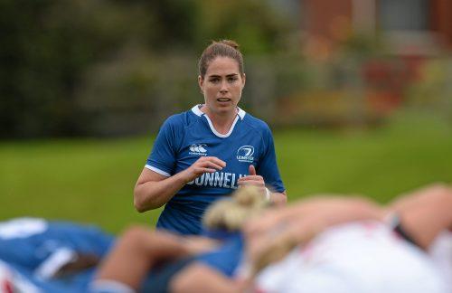 Our 12 Leinster Girls in Green: Nora Stapleton