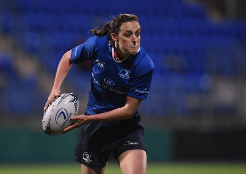 Our 12 Leinster Girls in Green: Hannah Tyrrell