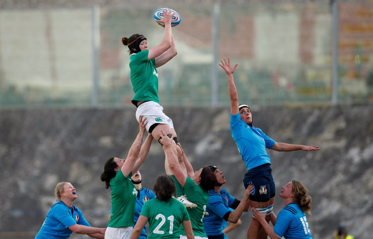Our Leinster Girls in Green: Marie Louise Reilly