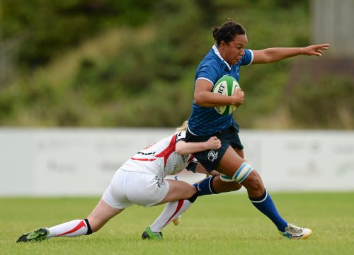 Our Leinster Girls in Green: Sophie Spence