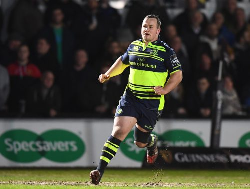 Leinster Rugby squad named to face Perpignan