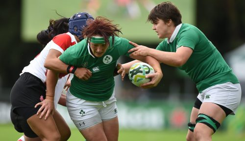Stunning Fightback Makes it Two From Two for Ireland