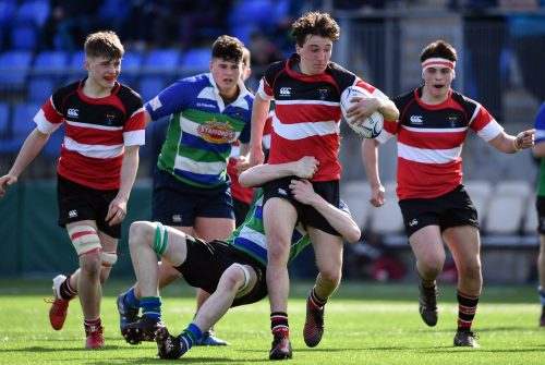 Useful Run Out for Leinster U18 Clubs