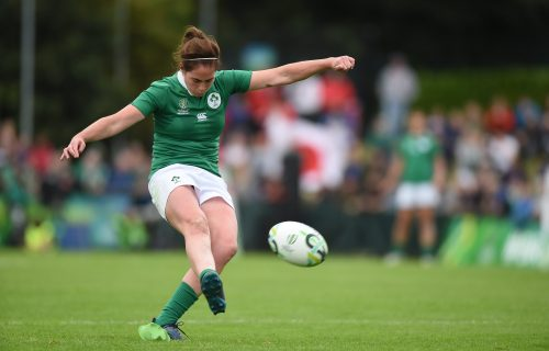 Ireland Women's team to face France