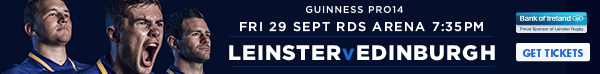 Leinster tickets