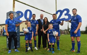 Leinster Rugby Bank of Ireland