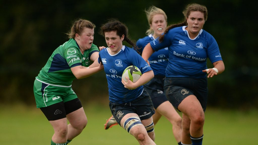 Grace Kelly Leinster Rugby