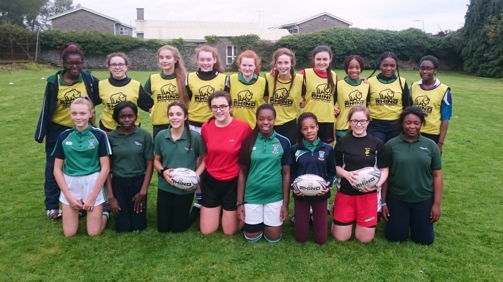 Leinster girls rugby