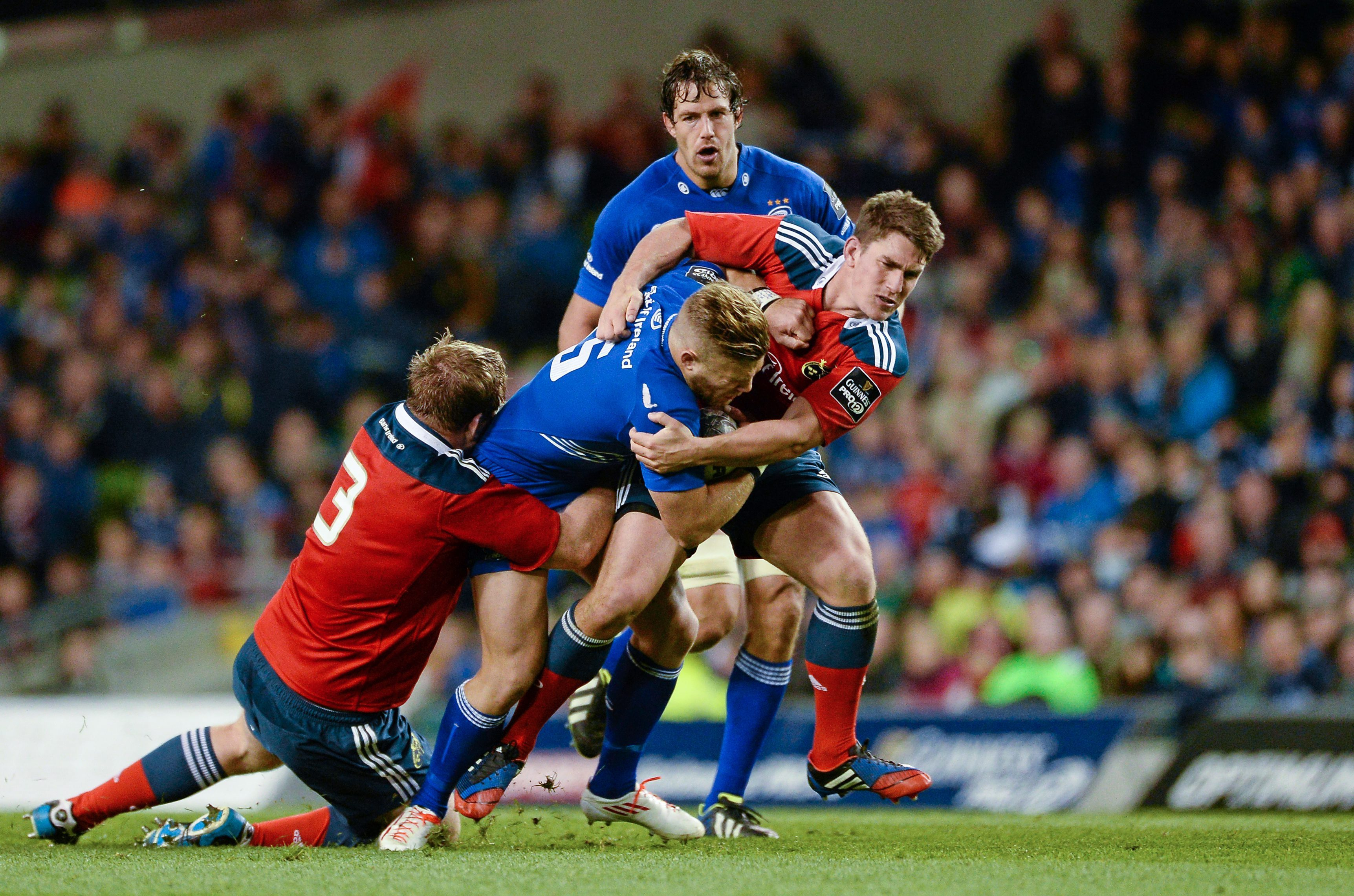 Leinster Rugby | Leinster v Munster: Our last five meetings at the Aviva