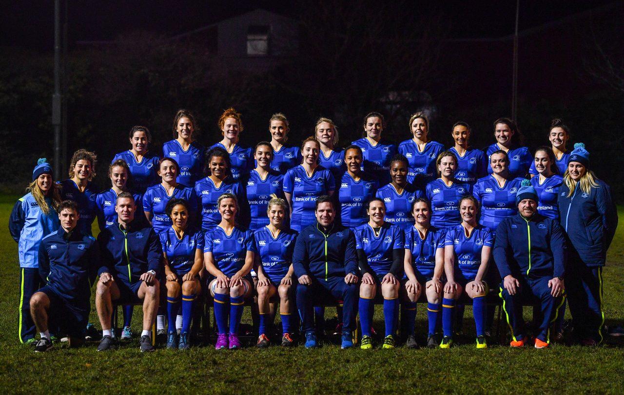 Leinster Women's team