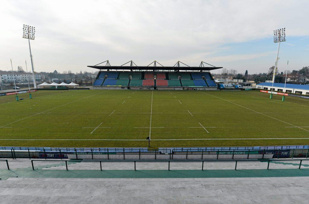 Benetton v Leinster