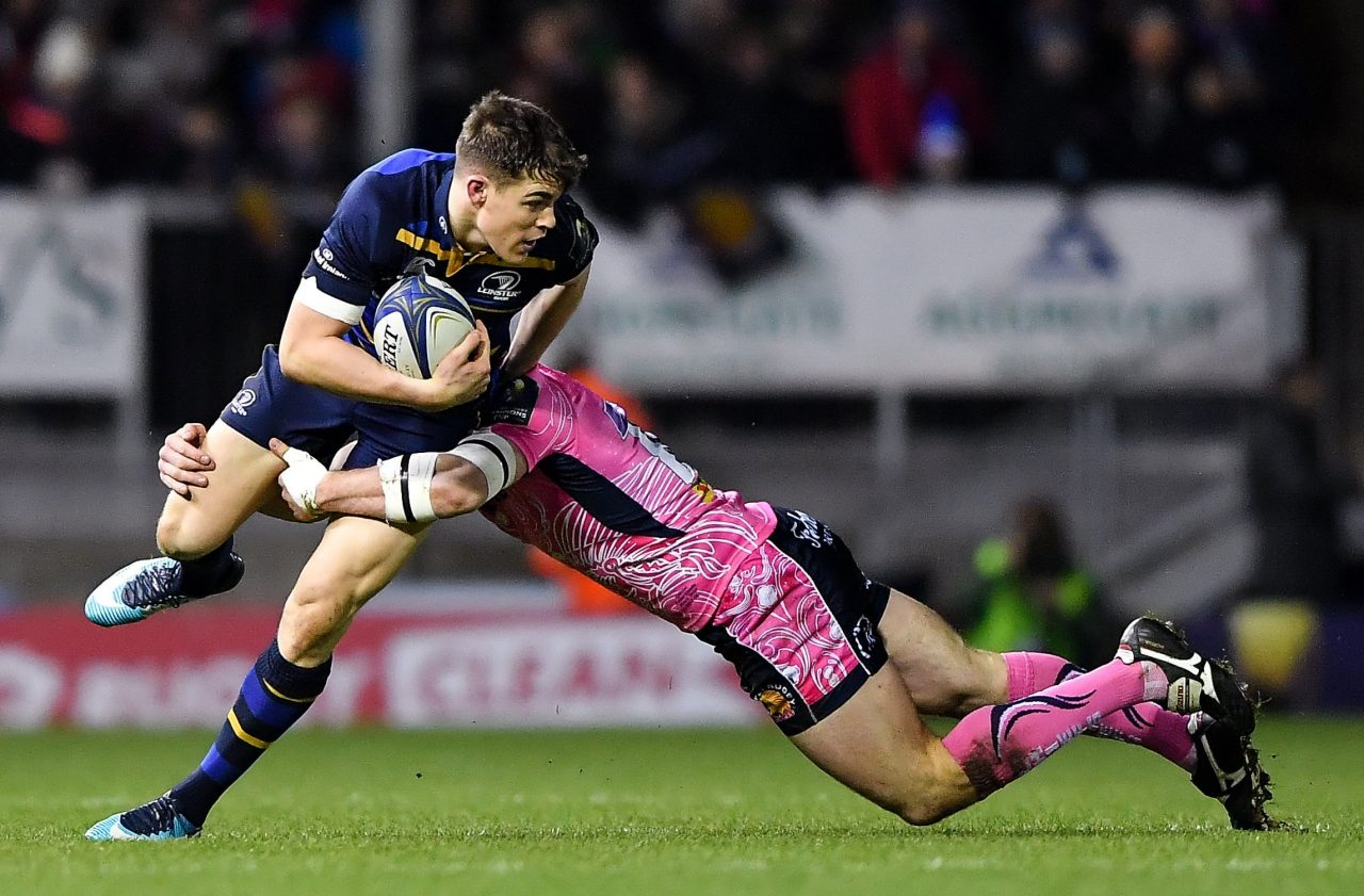 3d87f05d Leinster Rugby   Champions Cup Highlights: Exeter Chiefs v Leinster