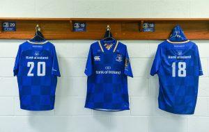 Leinster v Connacht