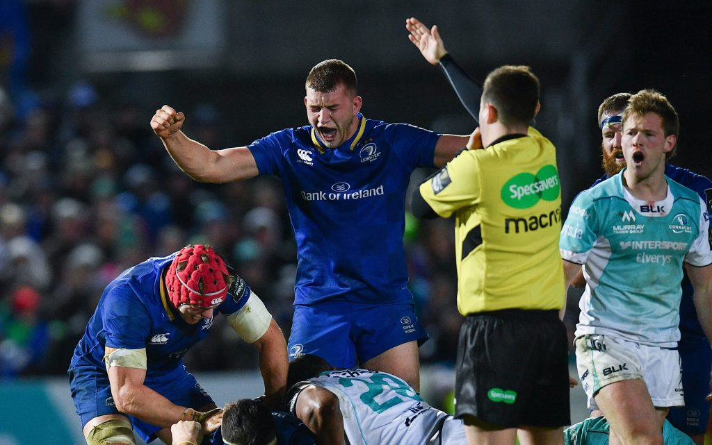 69ed1e1eafa46 Leinster Rugby | Guinness PRO14 highlights: Leinster v Connacht