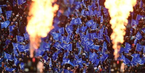 Leinster v Ulster Champions Cup clash at Aviva Stadium sold out