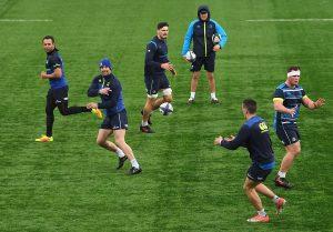 Leinster squad