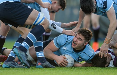 St Michael's Too Strong For Terenure