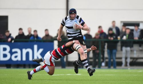 Cistercian College Roscrea Defeat Wesley College to Advance to the Second Round