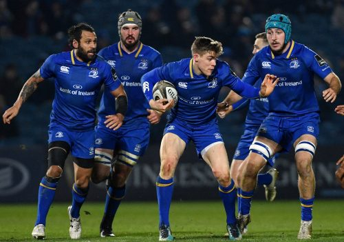 Leinster Rugby squad injury update ahead of Scarlets