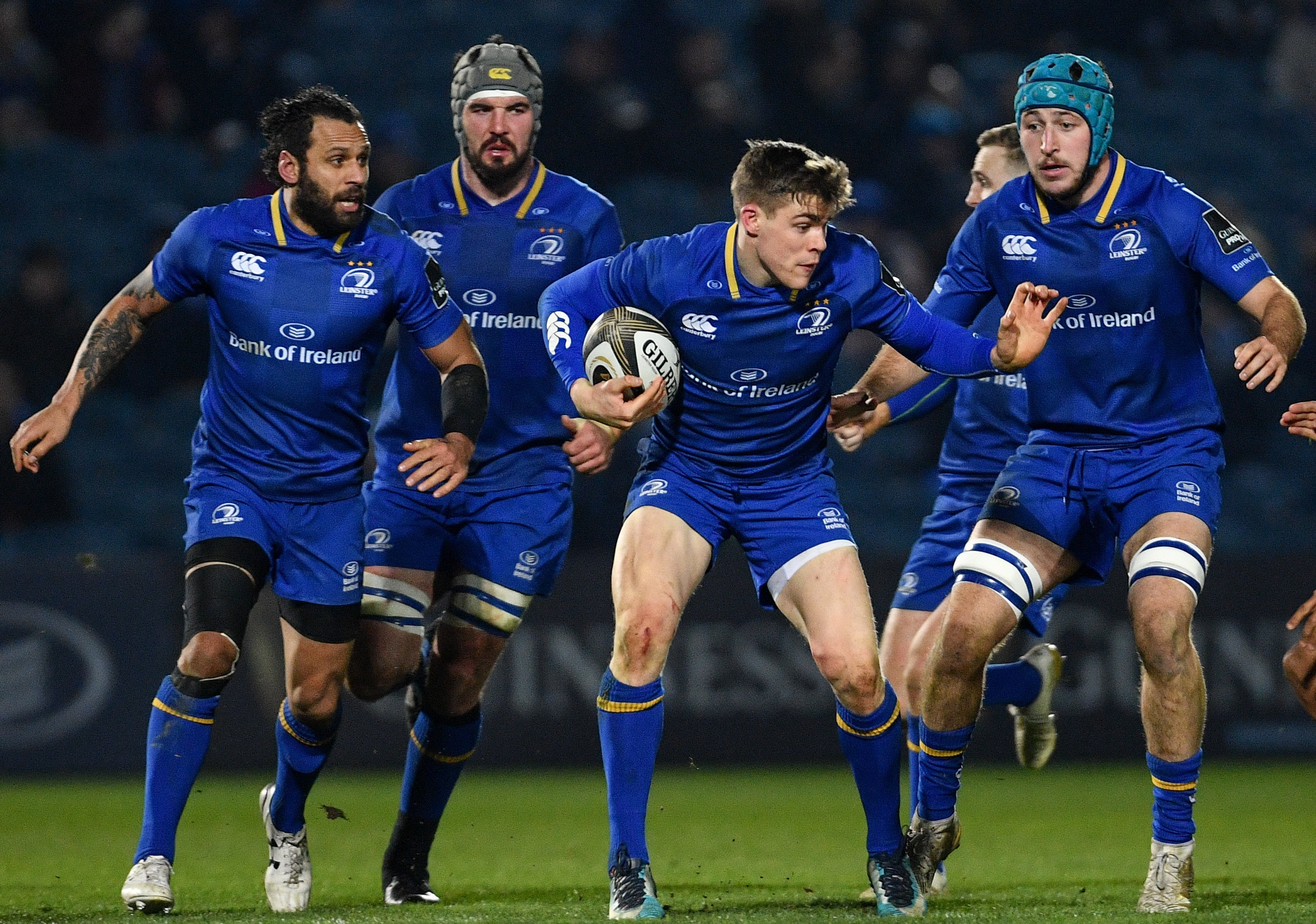 Leinster Rugby | Leinster Rugby squad injury update ahead of Scarlets