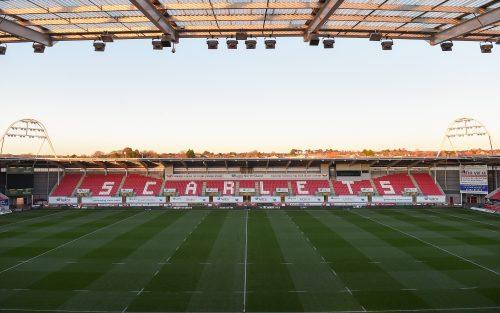 Scarlets v Leinster Global Broadcast Information
