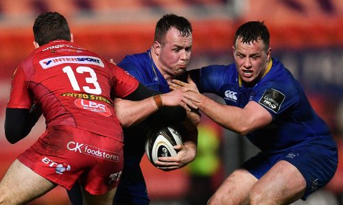 REPORT: Scarlets 10 Leinster 10