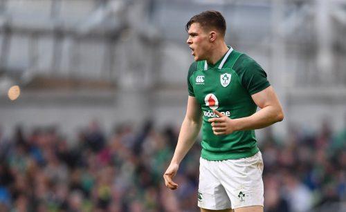 Ireland Team Named For Twickenham Finale on St Patrick's Day