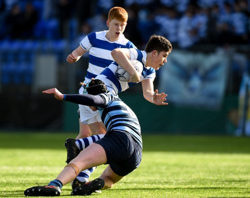 Blackrock College through to the Junior Cup Final