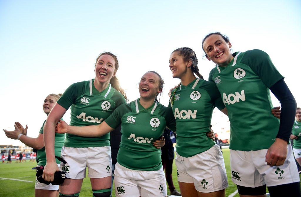 Ireland Women's team