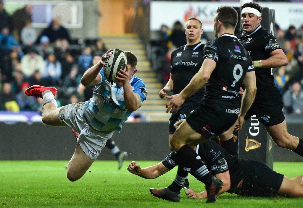 Ospreys v Leinster