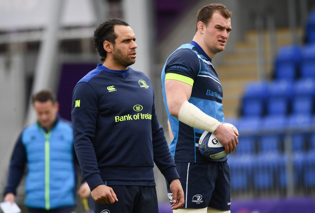 732666995d4 Leinster Rugby | Cullen Announces Leinster Team to face Saracens