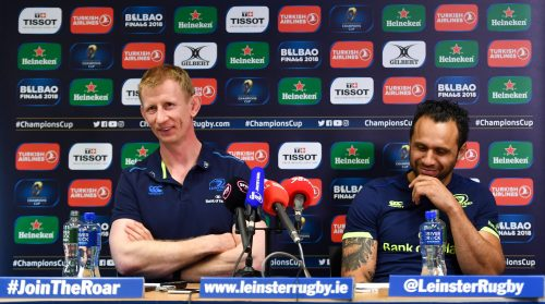 Key talking points from Leo Cullen's Leinster v Saracens press conference