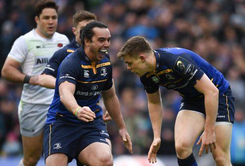 Leinster v Saracens highlights