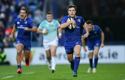 Injury update ahead of Leinster v Zebre at the RDS Arena