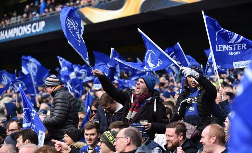 """""""We want to see immense Aviva crowd at the RDS"""" – Fogarty"""