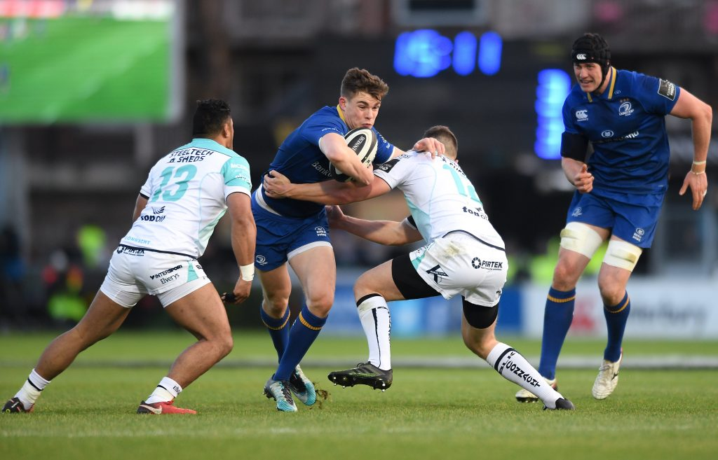 Leinster v Connacht