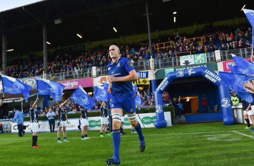 Devin Toner to Captain Leinster for the First Time