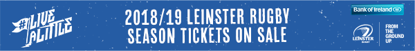 Leinster Rugby Season Tickets
