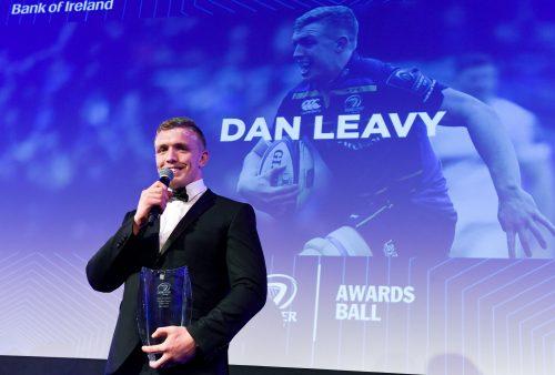 The Winners – Leinster Awards Ball 2018