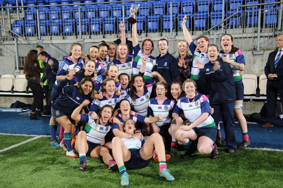 Suttonians defeat St Mary's to win Bank of Ireland Paul Flood Cup Final