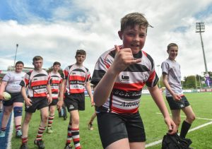 leinster Rugby Youths Finals Day