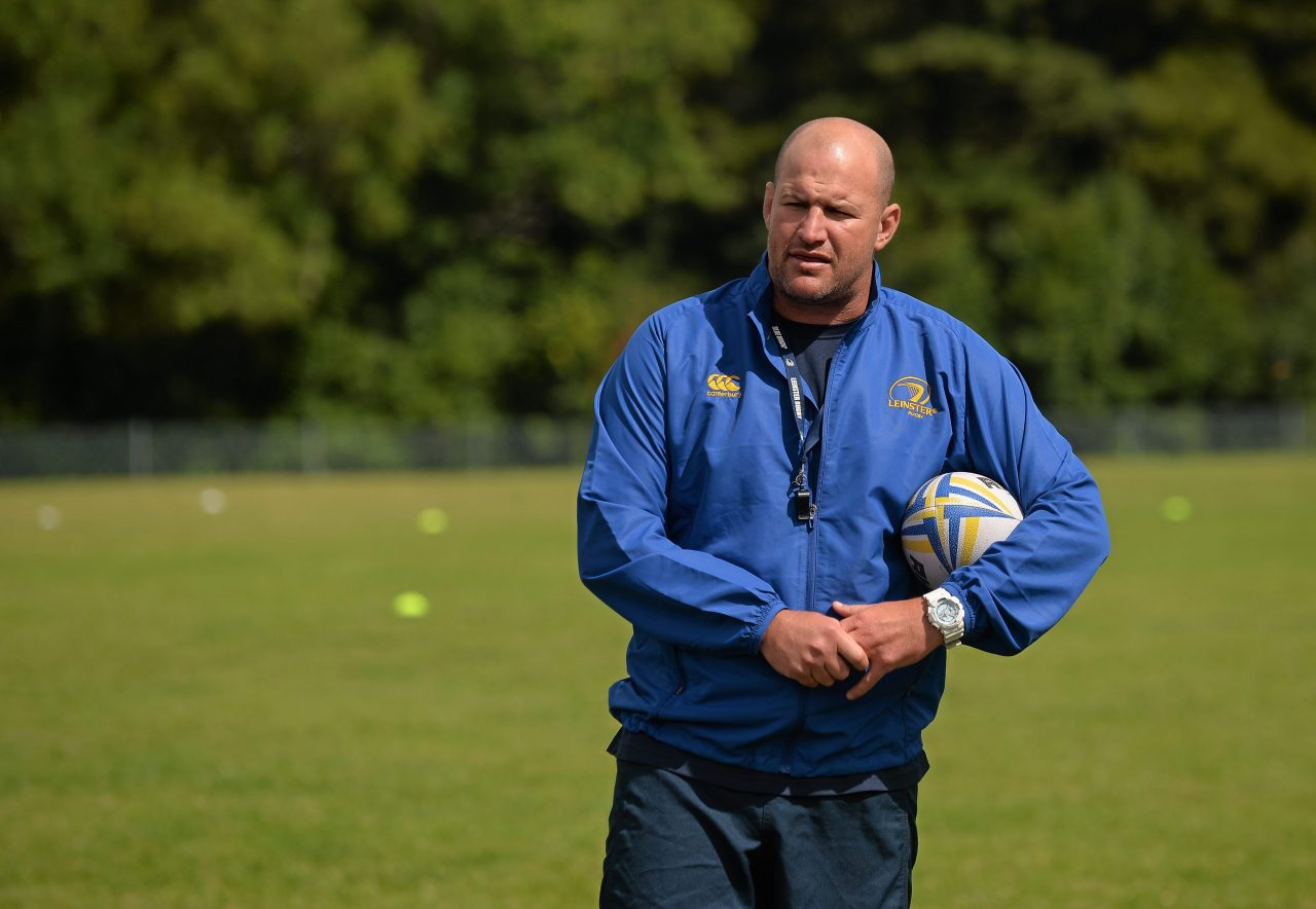 Ben Armstrong Appointed New Leinster Women's Head Coach