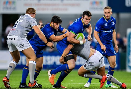 Leinster Rugby Confirm 2018/19 Pre-Season Games