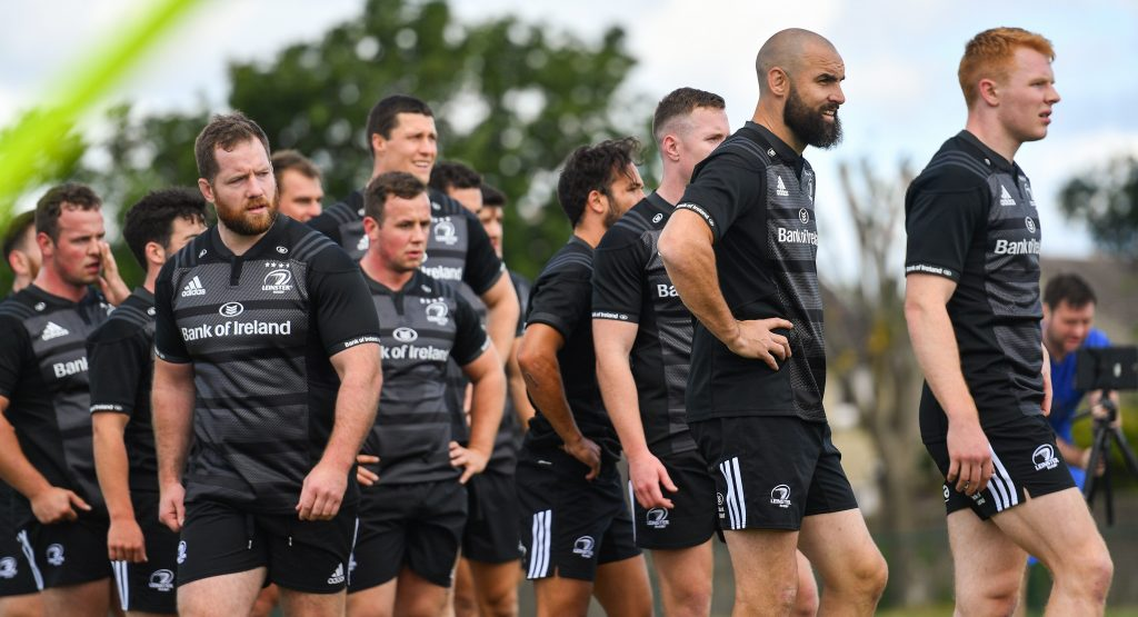 6e07ab6f4a2 Leinster Rugby | New 2018/19 adidas training kit revealed…
