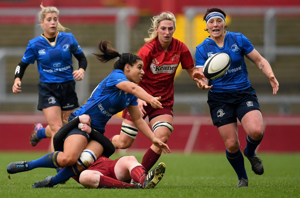 Leinster Women's team