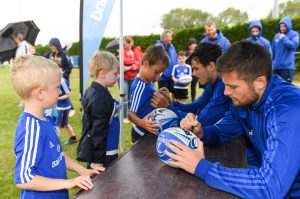 Leinster Rugby Summer Camp