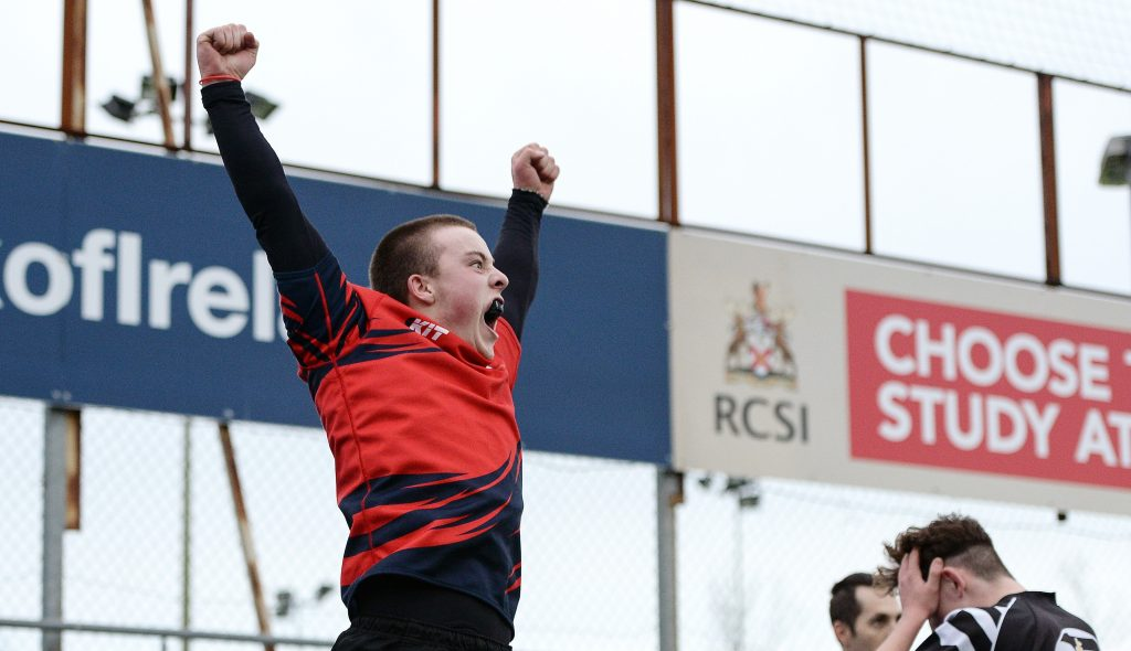 Leinster Rugby U18 Clubs