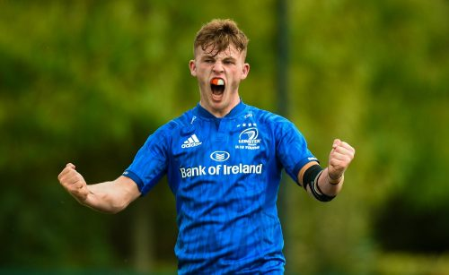 Leinster Rugby U18 Clubs