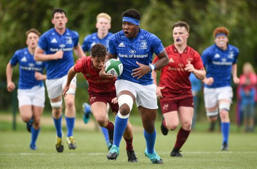 U18 Clubs impress in victory over Munster